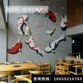 洛夫特室内仿清水混凝土漆艺术涂料水泥外墙面漆水性漆复古工业风