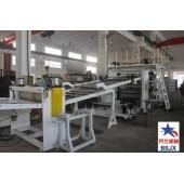 WPC木塑板材挤出生产线,环保型木塑挤出机