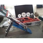 MZ-150电动闸板阀研磨机,现场研磨闸板阀