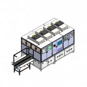 半自动外观检测机 型号:GN801