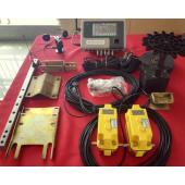 施工工地料斗防碰撞系统  施工工地料斗可视化管理系统