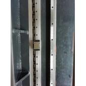意大利伽比尼斜齿条1HR21R030100H模3精度10级