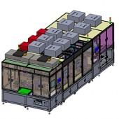 深圳金诺全自动玻璃画面、模组、外观检测机   全自动检测机  型号:GN101