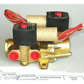 4路双电磁阀120V防爆型EF8344G082 ASCO电磁阀