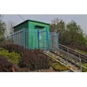 分析小屋式水质自动监测站