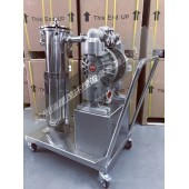 aro英格索兰气动隔膜泵1.5寸PP泵