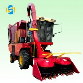 新民2.3米悬挂式玉米青贮收割一体机犇牛大型新款青贮机批发