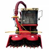 海南高效率自走式玉米收割青贮一体机犇牛大型甜象草青贮机批发
