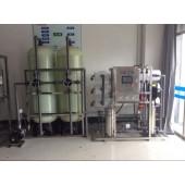 嘉兴反渗透设备/嘉兴自动化清洗纯水设备/去离子水设备