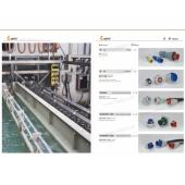 威浦工业防水插头插座连接器