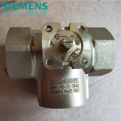 西门子电动球阀VAF41