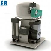 分子筛吸附式干燥器压缩空气干燥器变压吸附原理