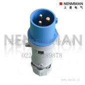 特价销售 NENMMAN上曼 工业插头 32A TYP160 164 14