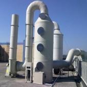 酸雾净化器,工业酸雾废气净化塔报价,酸雾净化塔厂家